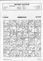 Dodge County Map 019, Dodge and Steele Counties 1990