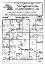 Steele County Map 007, Dodge and Steele Counties 1990