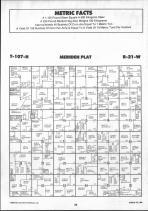 Steele County Map 010, Dodge and Steele Counties 1990