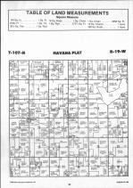 Steele County Map 016, Dodge and Steele Counties 1990
