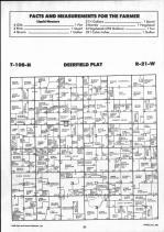 Steele County Map 018, Dodge and Steele Counties 1990