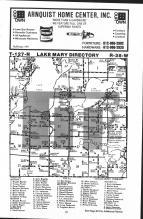 Lake Mary T127N-R38W, Douglas County 1983 Published by Farm and Home Publishers, LTD