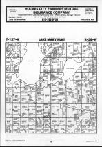 Lake Mary T127N-R38W, Douglas County 1986