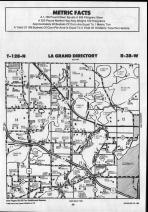 La Grande T128N-R38W, Douglas County 1990 Published by Farm and Home Publishers, LTD