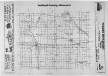 Index Map, Faribault County 1988