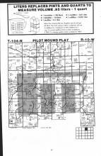 Pilot Mound T104N-R10W, Fillmore County 1983 Published by Farm and Home Publishers, LTD