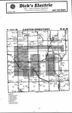 Canton T101N-R9W, Fillmore County 1983 Published by Farm and Home Publishers, LTD