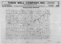 Index Map, Fillmore County 1988