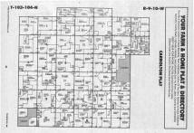 Map Image 039, Fillmore County 1988