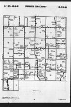 Map Image 003, Fillmore County 1989