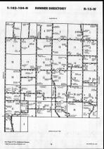 Map Image 003, Fillmore County 1990