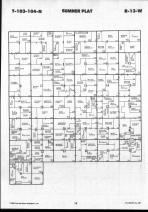 Map Image 004, Fillmore County 1990