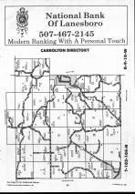 Map Image 039, Fillmore County 1990