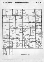 Map Image 003, Fillmore County 1991