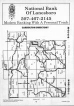 Map Image 039, Fillmore County 1991