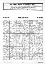 Riceland T103N-R20W, Freeborn County 1987 Published by Farm and Home Publishers, LTD