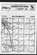 Shell Rock T101N-R20W, Freeborn County 1989