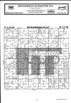Wanamingo T110N-R17W, Goodhue County 1983 Published by Farm and Home Publishers, LTD