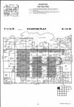 Stanton T112N-R18W, Goodhue County 1983 Published by Farm and Home Publishers, LTD