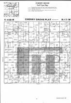 Cherry Grove T109N-R17W, Goodhue County 1983 Published by Farm and Home Publishers, LTD