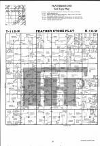 Featherstone T112N-R15W, Goodhue County 1983 Published by Farm and Home Publishers, LTD