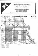 Map Image 036, Goodhue County 1983 Published by Farm and Home Publishers, LTD