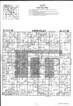 Leon T111N-R17W, Goodhue County 1983 Published by Farm and Home Publishers, LTD