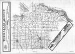 Index Map, Goodhue County 1986 Published by Farm and Home Publishers, LTD