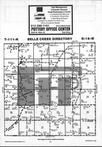 Belle Creek T111N-R16W, Goodhue County 1986 Published by Farm and Home Publishers, LTD