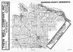 Index Map, Goodhue County 1987