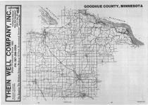 Index Map, Goodhue County 1988