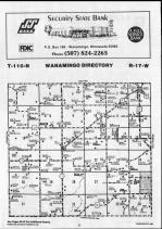 Wanamingo T110N-R17W, Goodhue County 1990