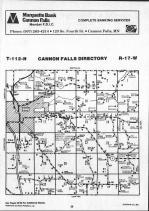 Cannon Falls T112N-R17W, Goodhue County 1990