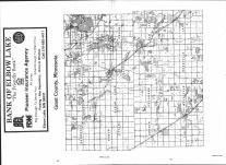 Index Map, Grant County 1984
