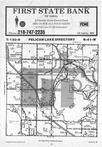 Pelican Lake T130N-R41W, Grant County 1985 Published by Farm and Home Publishers, LTD