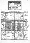 Elk Lake T128N-R41W, Grant County 1985 Published by Farm and Home Publishers, LTD