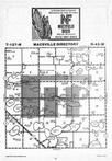 Macsville T127N-R43W, Grant County 1985 Published by Farm and Home Publishers, LTD