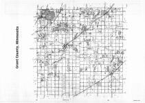 Index Map, Grant County 1987