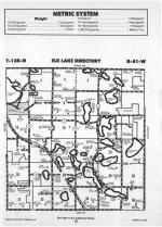 Elk Lake T128N-R41W, Grant County 1988