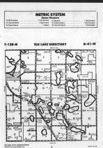 Elk Lake T128N-R41W, Grant County 1989