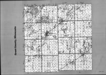 Index Map, Grant County 1990