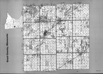 Index Map, Grant County 1991