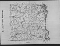 Index Map, Houston County 1989
