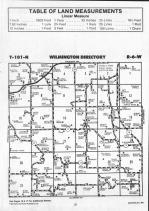 Wilmington T101N-R6W, Houston County 1991 Published by Farm and Home Publishers, LTD