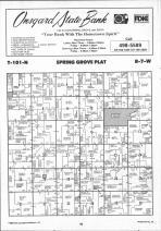Spring Grove T101N-R7W, Houston County 1991 Published by Farm and Home Publishers, LTD