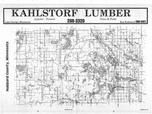Index Map, Hubbard County 1985