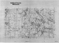 Index Map, Hubbard County 1988 Published by Farm and Home Publishers, LTD