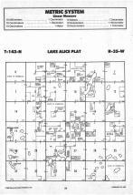 Lake Alice T143N-R35W, Hubbard County 1988 Published by Farm and Home Publishers, LTD