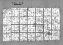 Index Map, Hubbard County 1990
