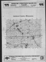 Index Map, Jackson County 1989